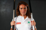 Kildare canoeist Jenny Egan pictured as Circle K were announced as partner to the Irish Olympic Team.