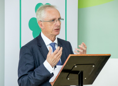 CEO of Sport Ireland John Treacy.