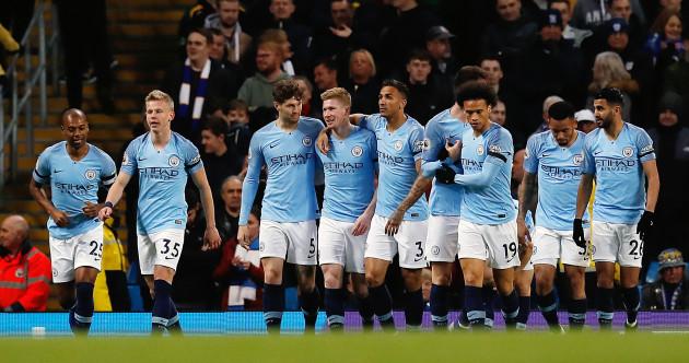 As it happened: Manchester City vs Cardiff City, Premier League