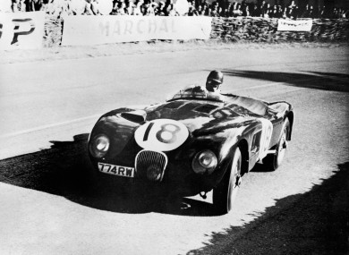 Duncan Hamilton was a celebrated figure in 1950s motorsport and was born in Cork in 1920.