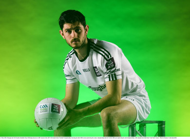 Ryan McHugh pictured at AIB's launch of the 2019 All Ireland senior football championship.