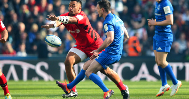 As it happened: Leinster v Saracens, Champions Cup final