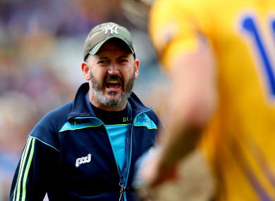 Cusack spent two seasons coaching the Clare senior hurlers.