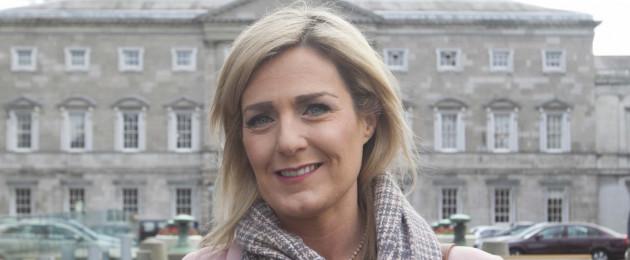 Fine Gael TD Maria Bailey.