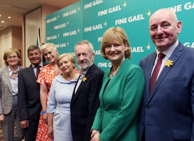 Fine Gael election candidates