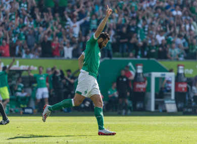 Claudio Pizarro is set for one more year at the top level.
