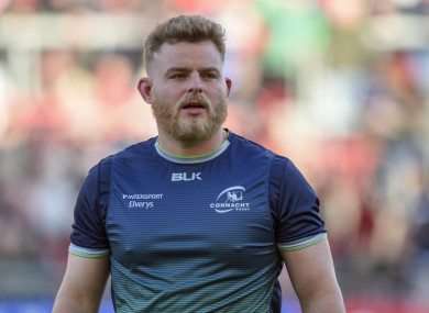 Finlay Bealham is one of three Connacht players included.