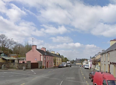 The incident took place in the village of Keadue