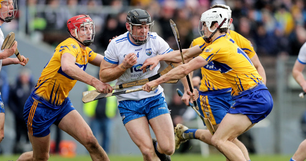As It Happened: Waterford v Clare, Munster senior hurling championship