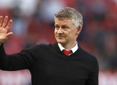 Ole Gunnar Solskjaer has endured a difficult few weeks as Man United boss.