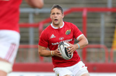 'I felt I wasn't even in contention at stages at Munster and that dents confidence'
