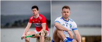 Captains Seamus Harnedy (Cork) and Noel Connors (Waterford) will lead their teams today.