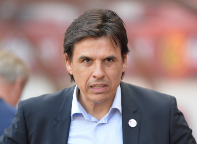 File photo of Chris Coleman.
