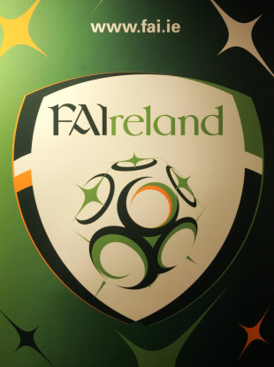 A general view of the FAI logo.