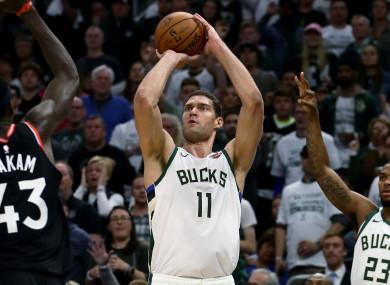 Brook Lopez.