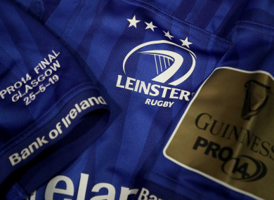 Leinster have released a statement on the alleged incident.