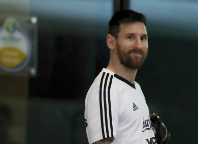Lionel Messi will be hoping to inspire Argentina to Copa America glory.