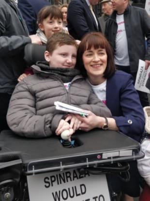 Sam and Fiona Bailey
