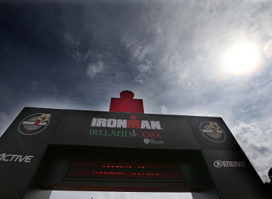 Cork is staging Ireland's first full-distance Ironman.