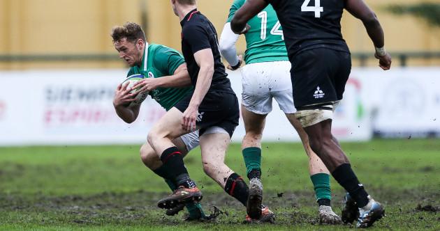 As it happened: Ireland v England, World Rugby U20 Championship