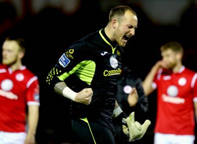 Beeney spent two years with Sligo.