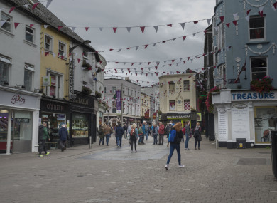 File image - Galway City Centre