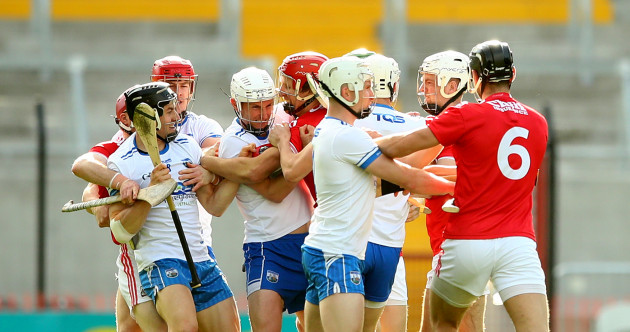 As it happened: Cork v Waterford, Wexford v Carlow - Saturday night hurling match tracker