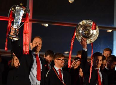 Wales were crowned 2019 Grand Slam winners in March.