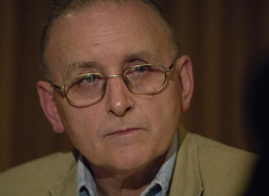 Denis Donaldson was killed in Glenties, Donegal in 2006.