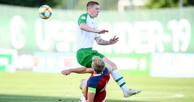 As it happened: Republic of Ireland v Norway, U19 European Championship