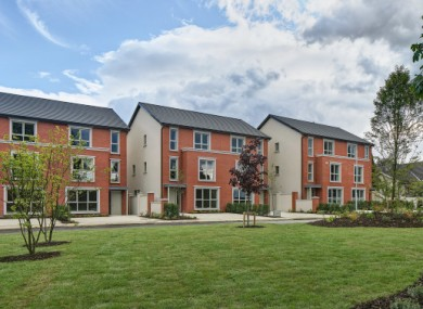 Glenveagh Homes' Proby Place in Blackrock, Co Dublin.
