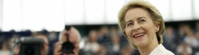Ursula von der Leyen has been elected as the President of the European Commission