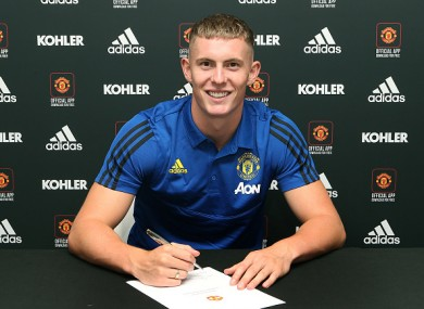 Henderson has committed his future to United.