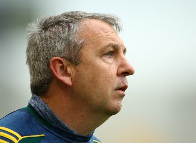 Kerry boss Peter Keane has named the side that will take on Mayo.