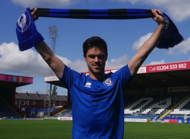 Kilkenny native Jimmy Keohane has committed the next two years of his career to Rochdale.