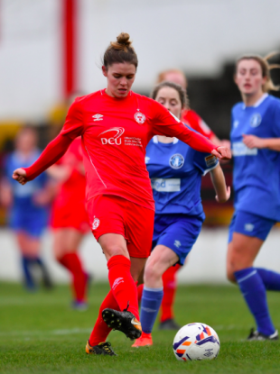 Shelbourne came out on top away to Wexford on Saturday.