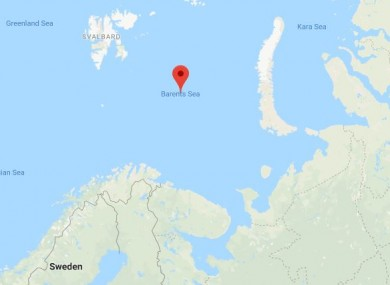 Fourteen Russian sailors die in fire on 'small nuclear