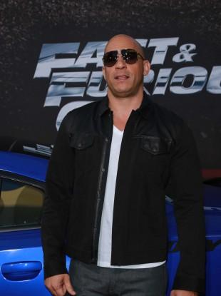 The film stars franchise regulars Vin Diesel and Michelle Rodriguez.