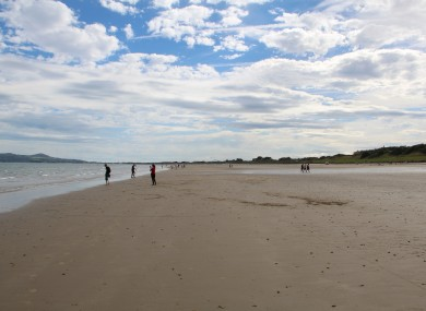 File photo - Portmarnock Beach