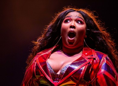 Lizzo fans have spent the day raging against Ticketmaster on social media.