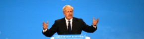 Boris Johnson has been elected the new Conservative Party leader
