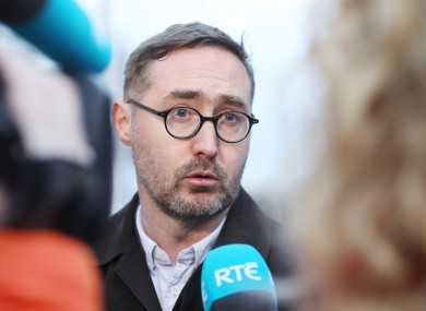 Eoin Ó Broin, Sinn Féin's housing spokesperson, said his party opposed co-living.
