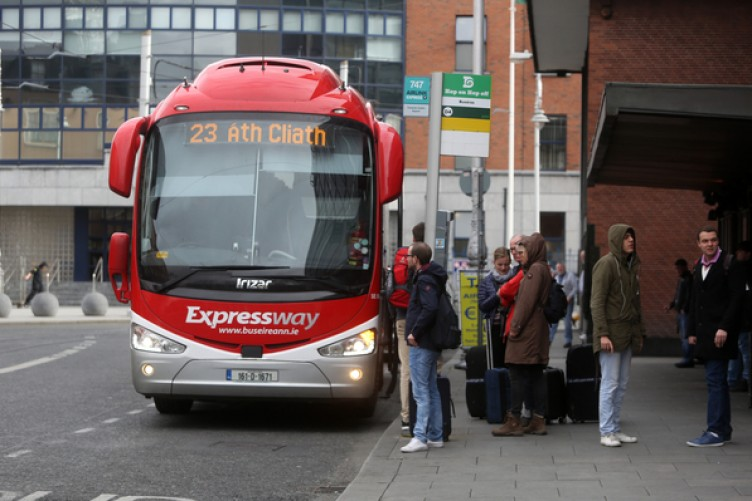 Donegal wheelchair user left without accessible bus to Dublin