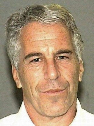 File photo of Jeffrey Epstein