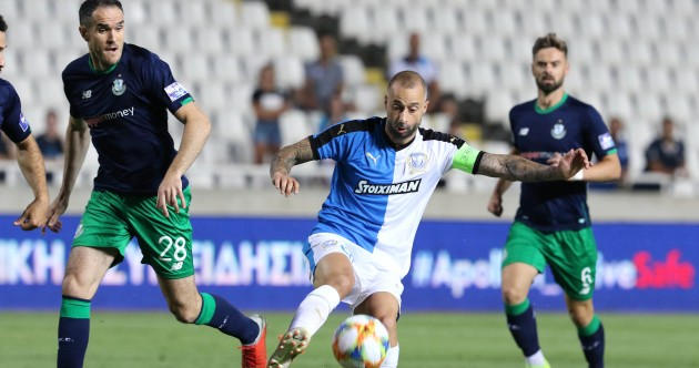 As it happened: Apollon v Shamrock Rovers, Europa League second qualifying round