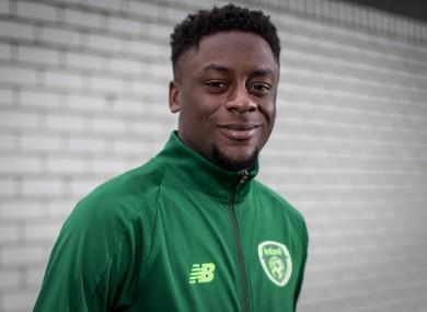 Jonathan Afolabi impressed at the U19 Euros during the summer.