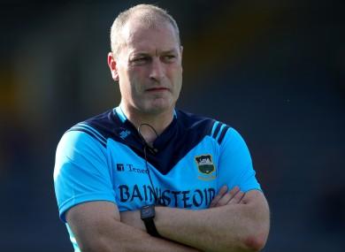 Tipperary's Munster U20 hurling winning manager Liam Cahill.