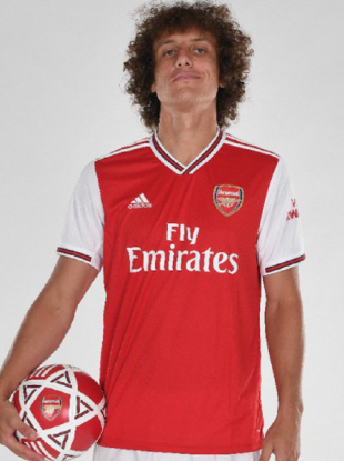 The Chelsea defender has completed the move to the Gunners.