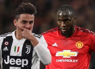 Potential swap: Paolo Dybala and Romelu Lukaku.