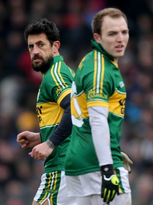 Darran O'Sullivan has backed his former Kerry team-mate to succeed with Wexford